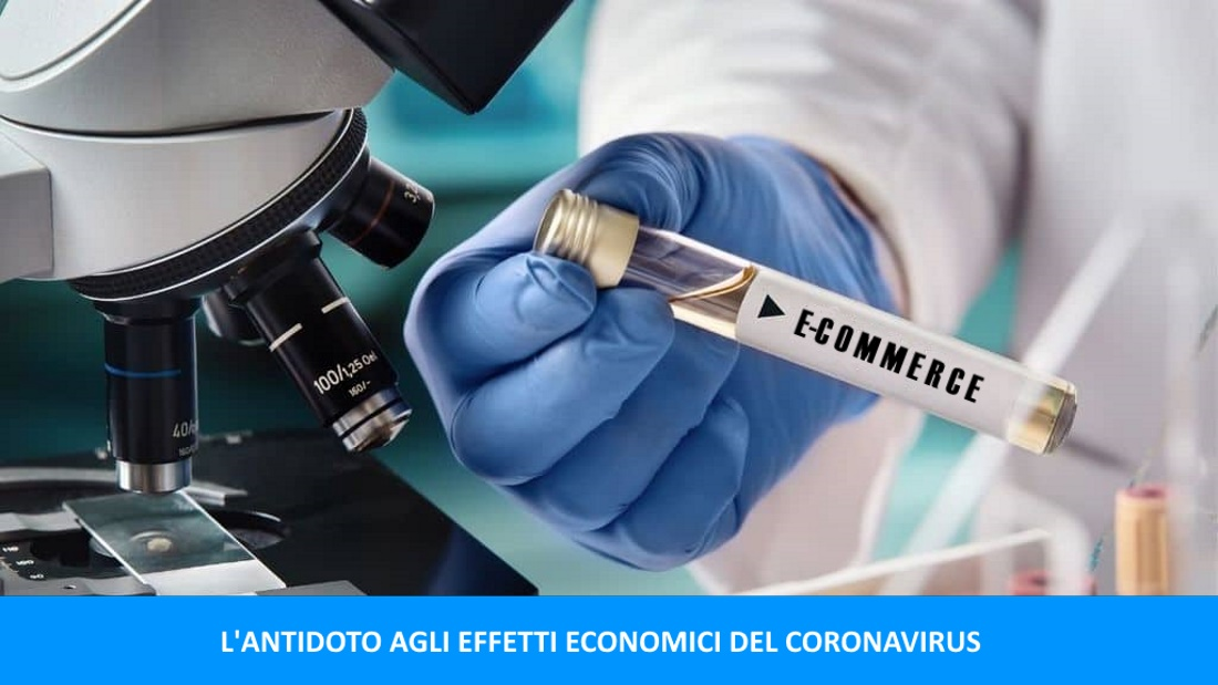 E-commerce: antidoto al coronavirus