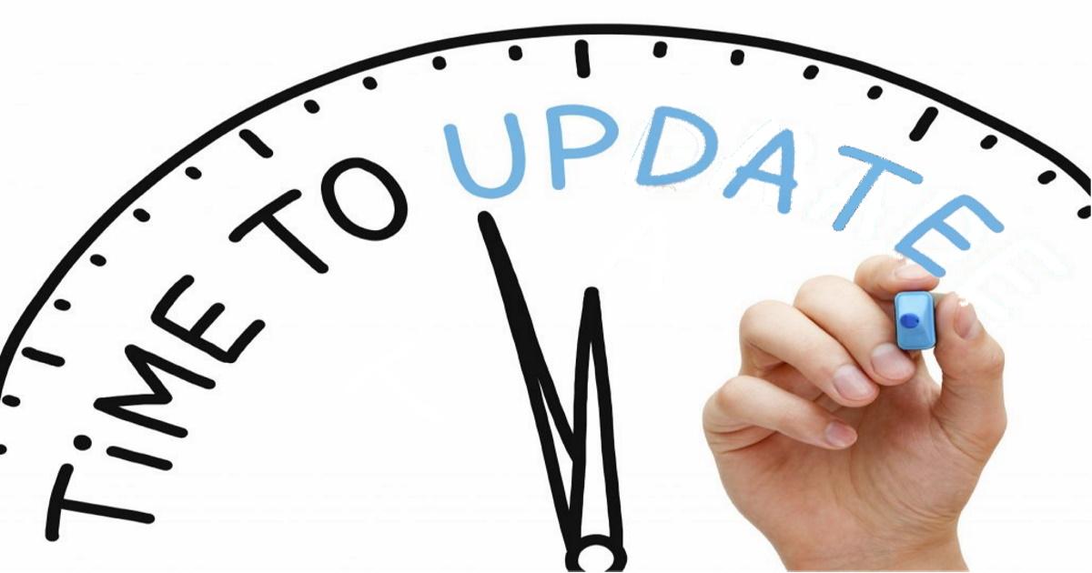 L'importanza di aggiornare il sito web