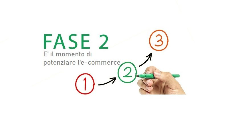 e-commerce irrinunciabile in Fase 2